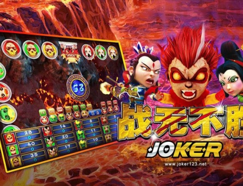 Online Fun Game Review : The Monkey King Series